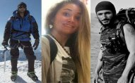 Alpinist Babur Hüseynovun nəşi Astaraya gətirildi