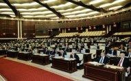 Milli Məclisin sonuncu plenar iclasının gündəliyi müəyyənləşib