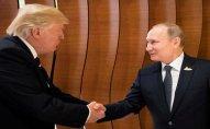 Tramp Putinlə görüşündə müzakirə ediləcək məsələlərdən danışıb