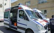 Bakıda 60 yaşlı kişi günvurmadan öldü