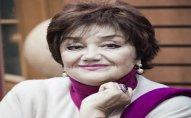 """Tamara Sinyavskaya """"Şərəf"""" ordeni ilə təltif edilib"""