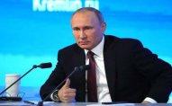 Putin Müslüm Maqomayevin həyat yoldaşını təbrik etdi