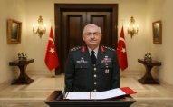 Türkiyə Baş Qərargahına yeni rəhbər təyin edildi