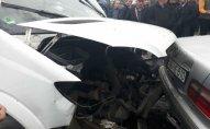 Göygöldə AĞIR QƏZA: 3 nəfər öldü, 4 nəfər yaralandı - YENİLƏNİB-2 - SİYAHI