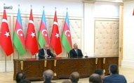 """Prezident: """"Türkiyə-Azərbaycan əlaqələri ən yüksək səviyyədədir"""""""