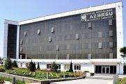 """""""Azərsu"""" 4 regional su-kanal idarəsi yaratdı"""
