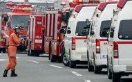 Yaponiyada vertolyot qəzası: 9 nəfər ölüb