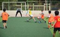 4-cü mikrorayonda yeniyetmələrin məhəllələrarası mini futbol yarışı keçirilib  - FOTO