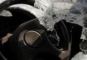 Bakıda yol qəzası: sürücü öldü