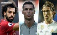 FIFA ilin ən yaxşı futbolçusu adına son 3 namizədi açıqlayıb