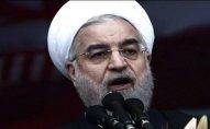 Ruhani: ABŞ-ın Suriyada mövcudluğu qeyri-qanunidir