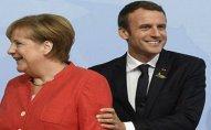 Makron Merkel ilə baş tutacaq danışıqların mövzularını açıqlayıb