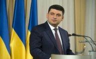 Ukraynanın baş naziri defolt təhlükəsi barədə xəbərdarlıq edib