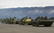 Rusiyada son 40 ilin ən geniş hərbi təlimləri başladı -