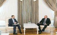 Prezident İlham Əliyev ATƏT-in baş katibini qəbul edib – YENİLƏNİB