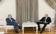 Prezident İlham Əliyev NATO Parlament Assambleyasının sədrini qəbul edib – YENİLƏNİB