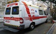 İranda dəhşətli qəzası: 21 ölü, 3 nəfər yaralı