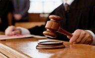 İsmayıllı rayonunun işdən çıxarılan prokurorunun məhkəməsi oldu
