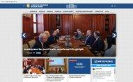 Nazirlər Kabinetinin rəsmi saytı yeniləndi - TƏQDİMAT