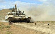 """""""Ən yaxşı tank bölüyü"""" adı uğrunda yarışlar başlayıb – VİDEO"""