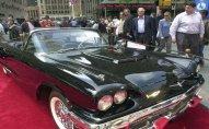 Merilin Monronun avtomobili hərraca çıxarıldı - 500 min dollar