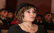 Xalq artisti Amaliya Pənahova vəfat etdi