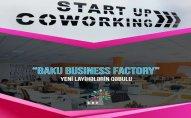 """""""Baku Business Factory"""" kovörker mərkəzi üçün layihələrin qəbulunu davam etdirir"""