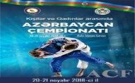 Cüdo üzrə Azərbaycan çempionatının açılış mərasimi keçirilib