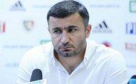 Qurban Qurbanov baş məşqçisi postundan istefa verdi