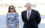 """Prezident İlham Əliyev """"Bakı Ağ Şəhər""""də görülən və görüləcək işlərlə tanış olub"""