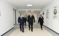 Prezident və Birinci xanım MİDA-nın Yasamal yaşayış kompleksinin açılışında – FOTO/YENİLƏNİB