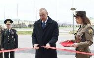 Prezident FHN-in idman-sağlamlıq klubunun açılışında iştirak edib – YENİLƏNİB/FOTO