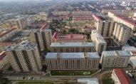 Prezident və birinci xanım Sumqayıtda yeni köçkün şəhərciyinin açılışında  – FOTO
