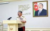 """""""Azərbaycan Ordusunun 90 faizi peşəkar hərbçilərdən ibarətdir"""" - Zakir Həsənov"""