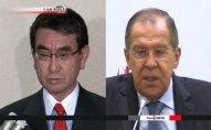Yaponiya və Rusiya xarici işlər nazirlərinin Moskvada görüşü olacaq