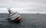 Ukrayna XİN gəminin batmasının səbəbini açıqlayıb