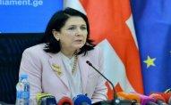 Gürcüstan Prezidentinə milyon lari pul verilib