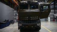 Türkiyədə ilk 8 təkərli hərbi zirehli avtomobil istehsal olundu