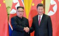 Şimali Koreya lideri çinli həmkarını ölkəsinə dəvət edib