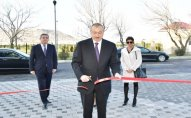 Prezident İlham Əliyev Bakıda yeni xəstəxananın açılışında iştirak etdi – YENİLƏNİB/FOTO