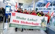 Almaniyada hava limanı işçiləri tətil edəcəklər