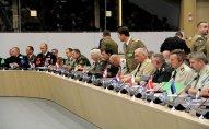 Nəcməddin Sadıkov NATO-nun toplantısında iştirak etdi – FOTO