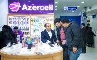 """""""Azercell""""-in yeni konseptli xidmət mərkəzi indi Bakı Beynəlxalq Avtovağzalında – FOTO"""