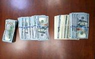 İrana 12900 dollar keçirmək istəyən Azərbaycan vətəndaşı saxlanıldı