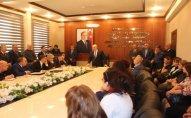Nəsimi rayon İcra Hakimiyyəti Başçısı yanında Şuranın  geniş iclası keçirildi – FOTO