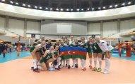 Voleybol üzrə Avropa çempionatının püşkü atılıb