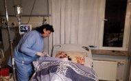 Bərdədə kişi balta ilə həyat yoldaşını öldürdü – FOTO