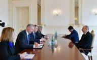 Prezident İlham Əliyev Avropa İttifaqının nümayəndə heyətini qəbul edib - YENİLƏNİB