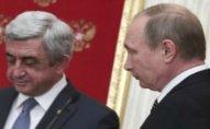 Ermənistan KİV: Vladimir Putin Serj Sarqsyandan möhkəm inciyib
