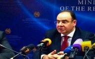 Ermənistan səhiyyə nazirinin keçmiş müavini tutuldu